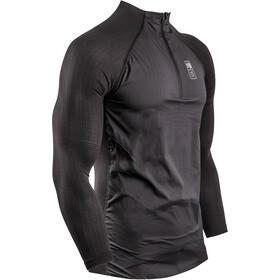Compressport Hybrid Thermo Pullover black